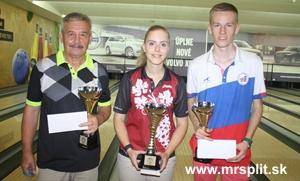 Top 3 turnaja
